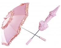 Rosa Regenschirm
