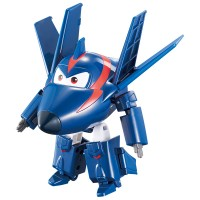 Super Wings Super Wings Transforming Chace 13cm