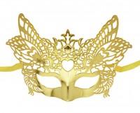 Dominomaske Venezianisch gold