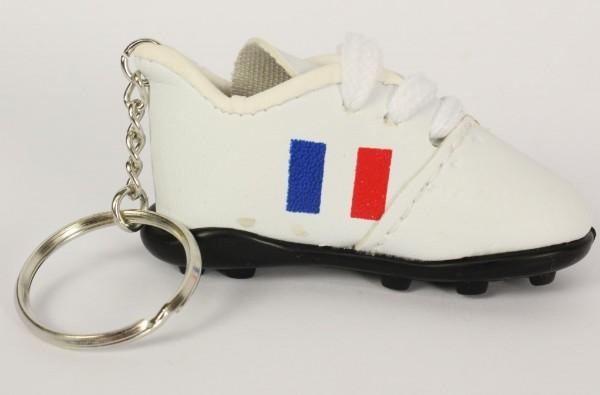 Schlüsselanhänger Minischuh Frankreich