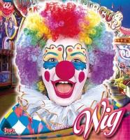 Perücke Clown Kindergrösse
