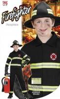 Kinderkostüm Feuerwehrmann