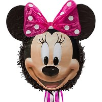 Amscan Zieh-Pinata Minnie Mouse