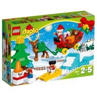 LEGO DUPLO Winterspass mit dem Weih-