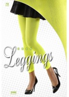 Neongrüne Leggings