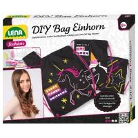 LENA DIY Bag Einhorn