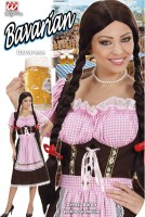 Kostüm Bayerngirl S