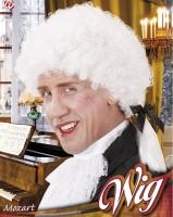 Perücke Mozart