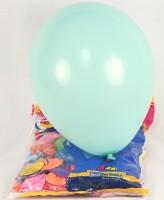 Ballone bunt sortiert