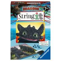 RAVENSBURGER String it Mini Dragons