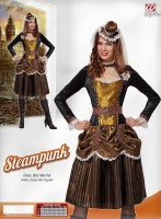 Kostüm Steampunk Lady S