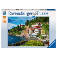 RAVENSBURGER Puzzle Comer See, Italien