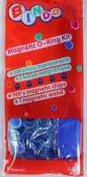 Magnetstab Lotto blau
