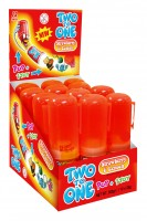 Two To One Strawberry + Lemon 25g x 12