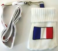 Handysocke und Band Frankreich