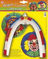 Clown Lampion