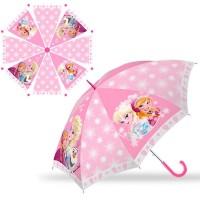 Regenschirm Frozen Halbautomatisch 45cm