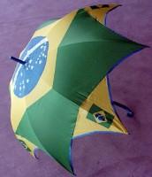 Regenschirm Brasilien