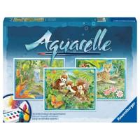 Aquarell Maxi Exotische