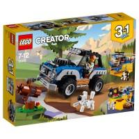 LEGO CREATOR Outback-Abenteuer