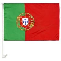 Autofahne Portugal