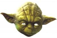 Fotomaske Karton Yoda