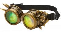 Steampunk Pilotenbrille