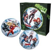 JOHN Ball Glow Avengers, ø 23 cm