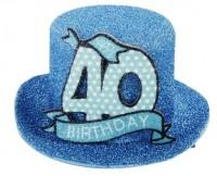 Mini Hut 40. Geburtstag
