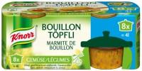 Knorr Bouillon Töpfli 8 Stk. x 1