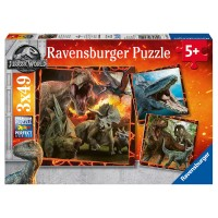 RAVENSBURGER Puzzle Jurassic World