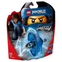 LEGO NINJAGO Spinjitzu-Meister Jay