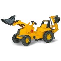 Rolly Toys rollyJunior CAT Backhoe-Loader
