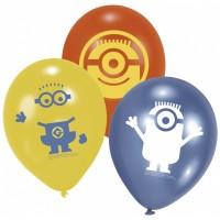 Amscan 6 Ballone Minions