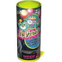 Weco Tischbombe Maskerade 26cm