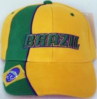Flag-Cap Brasilien