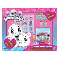 Sombo Hatchimals Bastelset Masken