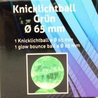 Grüner Knicklicht - Ball