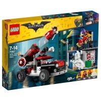 LEGO BATMAN MOVIE Harley Quinn Kanonenkugel-