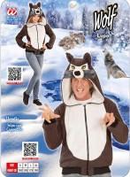 Kostümjacke Wolf L/XL