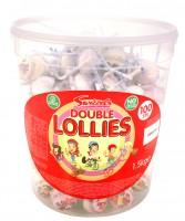 Swizzels Double Lollies 11g x 100