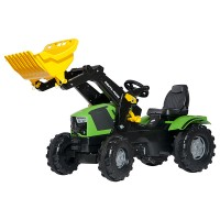 Rolly Toys Farmtrac Deutz-Fahr mit Lader