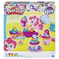 PLAY-DOH LICENCE Play-Doh Pinkie Pies Cupcake