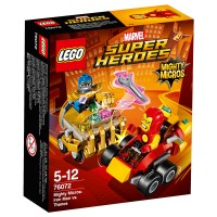 LEGO SUPER HEROES Mighty Micros: Iron Man