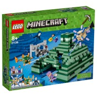 LEGO MINECRAFT Das Ozeanmonument