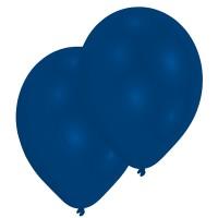10 Ballone royalblau 27.5cm