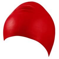 Beco Latex-Schwimmhaube rot