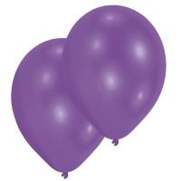10 Ballone lila 27.5cm