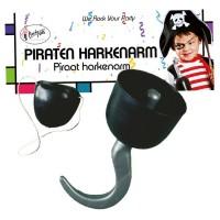 Piratenhaken mit Augenklappe