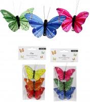 Clip Schmetterlinge